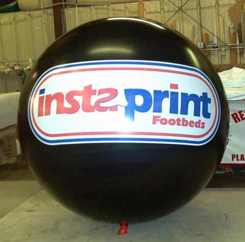 Big Helium Balloon - 7 ft. advertising balloon